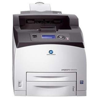 Konica Minolta PagePro 5650EN Laser Printer