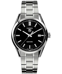 Tag Heuer Carrera Men's WV211B.BA0787 Stainless Steel Watch