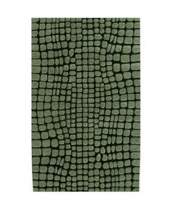 Hand-tufted Rosan Wool Rug (8' x 10'6)