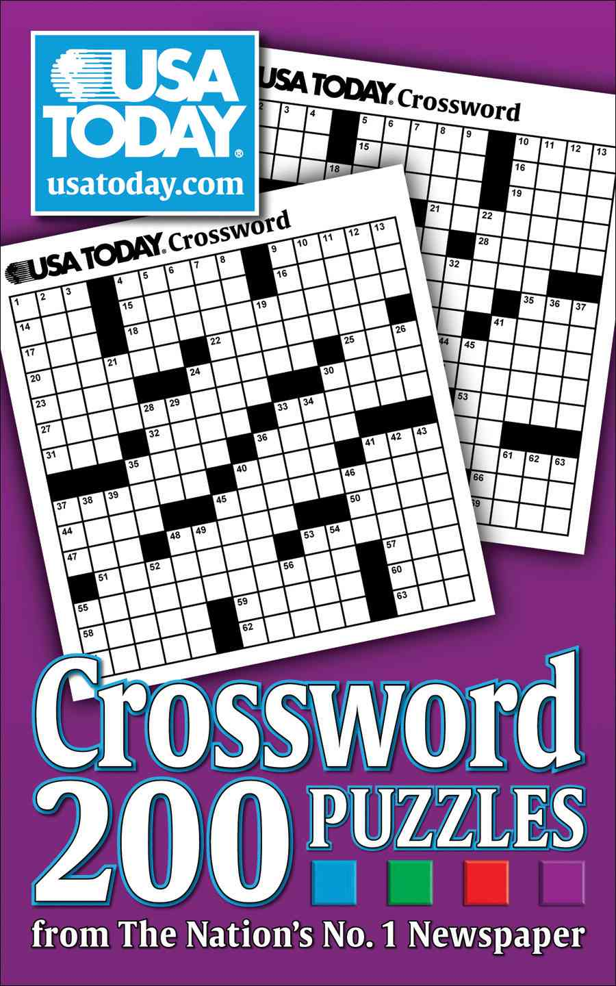 USA Today Crossword: 200 Puzzles from the Nation's No. 1 Newspaper (Paperback)