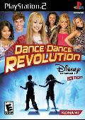 PS2 - Dance Dance Revolution Disney Channel Edition