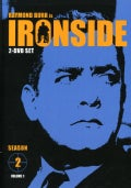 Ironside: Season Two Vol 1 (DVD)