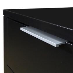 Catalina 1-drawer Nightstand