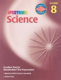 Spectrum Science, Grade 8 (Paperback)