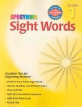 Spectrum Sight Words Grade 1 (Paperback)