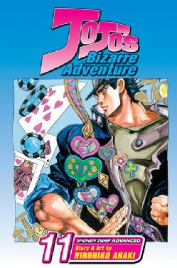 JoJo's Bizarre Adventure 11 (Paperback)