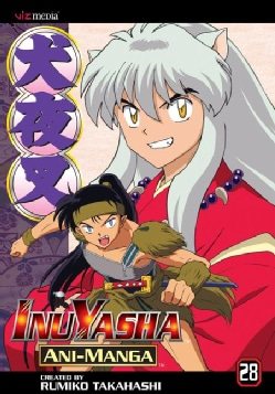 Inuyasha Ani-Manga 28 (Paperback)