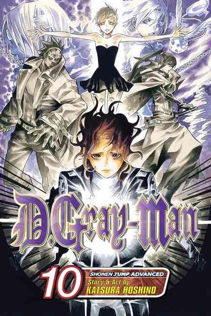 D.Gray-Man 10 (Paperback)