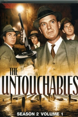 The Untouchables: Season Two Vol. 1 (DVD)