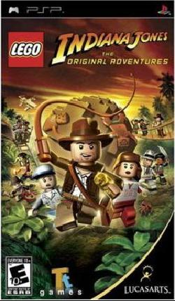 PSP - Lego Indiana Jones