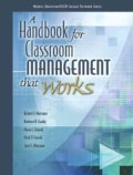 A Handbook for Classroom Management that Works (Paperback)