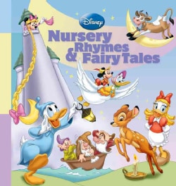 Disney Nursery Rhymes & Fairy Tales (Hardcover)