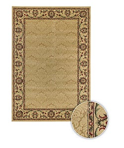 Mandara Transitional Bordered Rug (5' x 8')