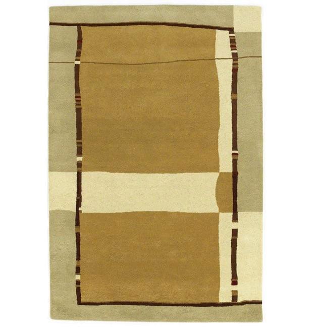 Hand-tufted Sharda Wool Rug (8' x 10' 6)