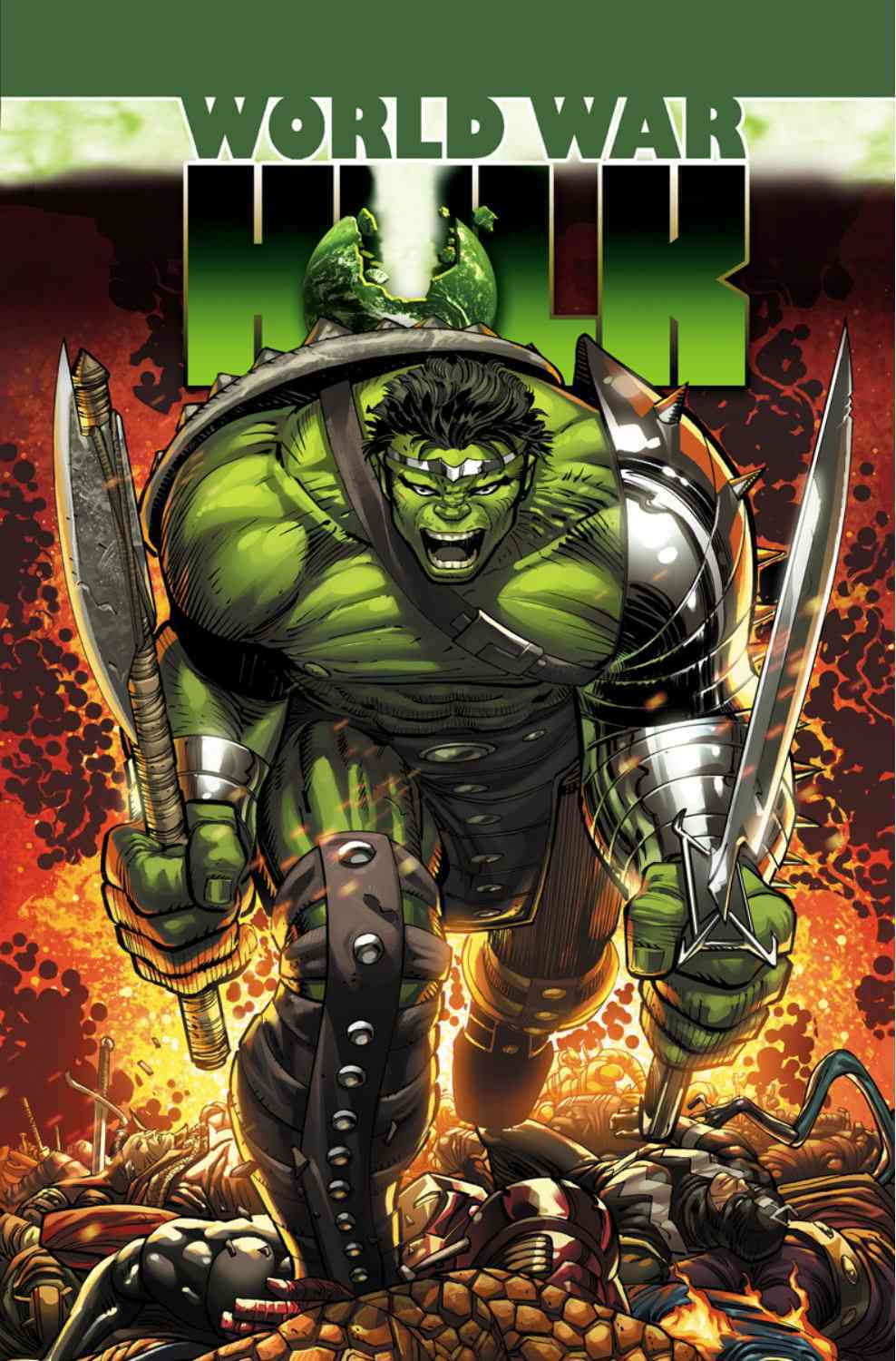 Hulk, World War Hulk (Paperback)