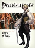 Curse of the Crimson Throne: Crown of Fangs (Paperback)