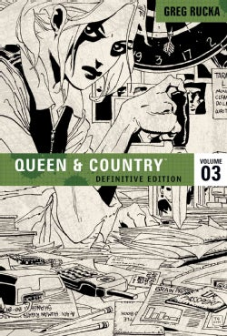 Queen & Country the Definitive Edition 3 (Paperback)