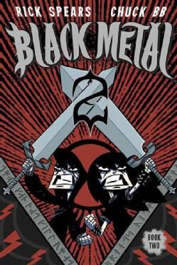 Black Metal 2: The False Brother (Paperback)