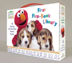 Elmo's World First Flap-Book Library (Board book)