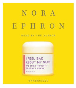 I Feel Bad About My Neck: And Other Thoughts on Being a Woman (CD-Audio)