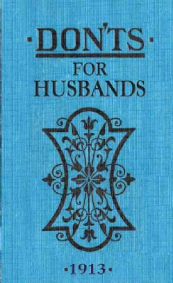 Don'ts for Husbands (Hardcover)