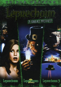Leprechaun Triple Feature (DVD)