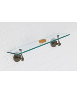 Coventry 24-inch Glass Shelf