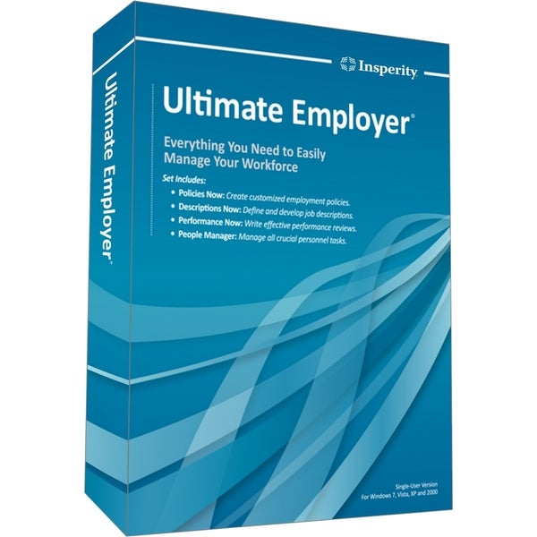 Insperity Ultimate Employer v. 2.0 - Complete Product - 1 User