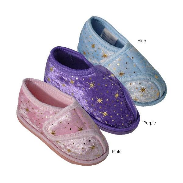 Envelope Star Children's Slippers