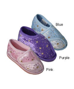 Envelope Star Children's Slippers