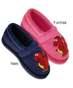 Dragon Children's Slippers