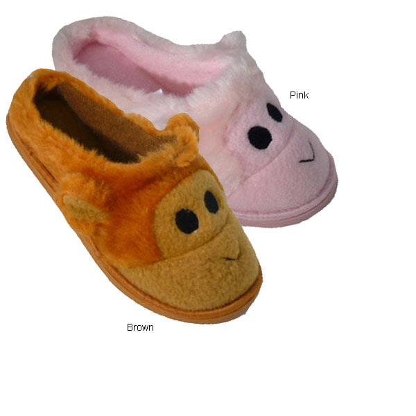 Monkey Children's Slippers