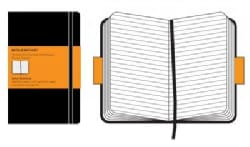 Moleskine Ruled Notebook Large (Notebook / blank book)