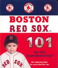 Boston Red Sox 101 (Board book)