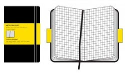 Moleskine Square Notebook (Notebook / blank book)