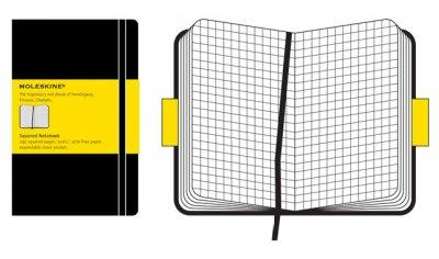 Moleskine Square Notebook (Notebook / blank book)