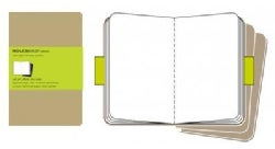 Moleskine Plain Cahier Kraft Journal (Notebook / blank book)