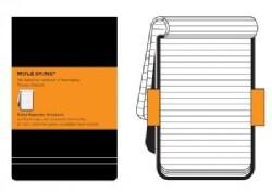 Moleskine Ruled Reporter Notebook (Notebook / blank book)