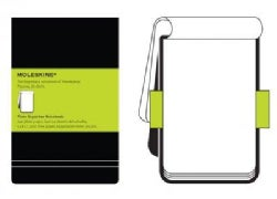 Moleskine Plain Reporter Notebook Large (Notebook / blank book)