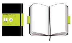 Moleskine Plain Notebook (Notebook / blank book)