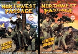 Northwest Passage Vols 1 & 2 (DVD)