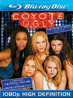 Coyote Ugly: The Double Shot Edition (Blu-ray Disc)