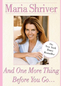 And One More Thing Before You Go... (Paperback)
