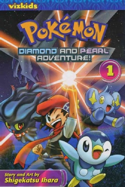 Pokemon Diamond and Pearl Adventure! 1 (Paperback)