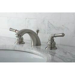 Magellan Satin Nickel Mini-widespread Faucet