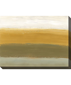 Horizon Lines III Gallery-wrapped Canvas Art