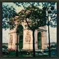 Ernesto Rodriguez 'Arc de Triomphe' Framed Canvas Art