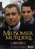 Midsomer Murders Set 10 (DVD)