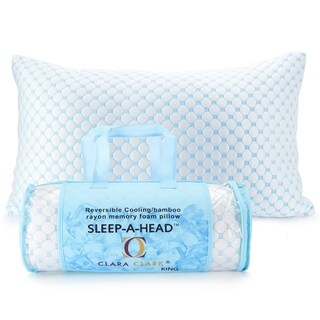 Reversible Multi-Use Gel Infused Pillow