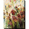 Karen Silve 'Efflorescence I' Canvas Art